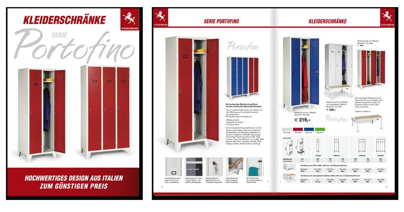 Kleiderschränke-Katalog