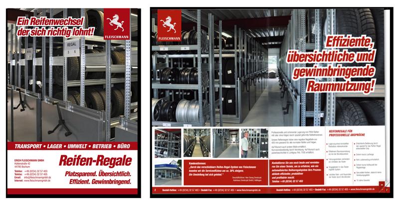 Reifenregale-Katalog